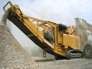 portable crushers, inudstrial crushing equipment