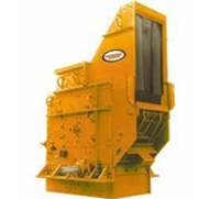 New Holland Primary Impact Crusher