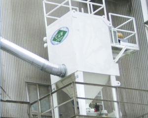 Dust Control Systems, central dust collectors