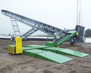 drive-over conveyors system, allatoona,