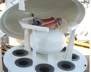 silo top dust collectors, mobile dust collectors, C&W silo top dust collectors