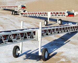 slide-pac transfer conveyor