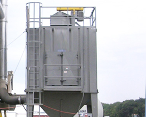 truck Dust Collectors, cement, concrete dust control systems