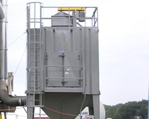 truck Dust Collectors, cement, concrete dust control systems