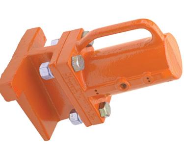 portable railcar vibrators