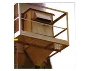 hopper jet dust collector, concrete dust collectors, batcher vents