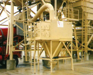 stephens sos-3400 reverse air dust collector