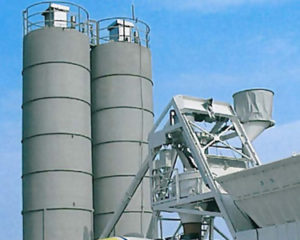 wam silo top dust collectors