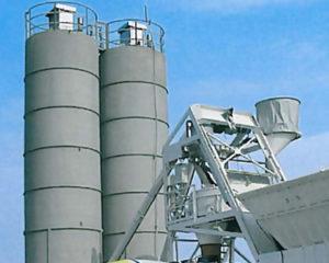 wam silo top dust collectors