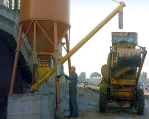 volumetric cement screw conveyors, wam cement screw feeders