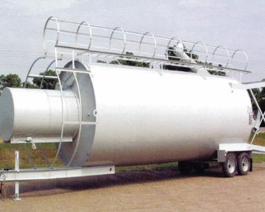Belgrade Steel Tank