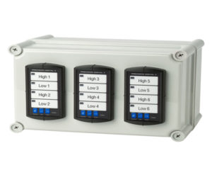 BinMaster Point Level Alarm Panel Annunciator,Capacitance Probes & Accessories parts and components,point level indicator, Florida