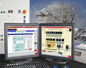 MPAQ Touch Batch Readymix,Batch Control Systems, MPAQ Touch Batch Readymix parts and components, Florida