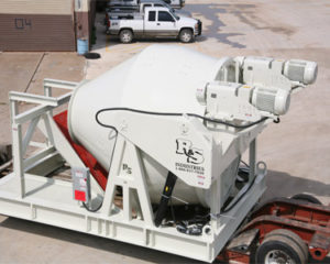 Industrial Concrete Mixers, R&S Tilting Drum Mixers, Tilting Drum mixer parts and components, Florida