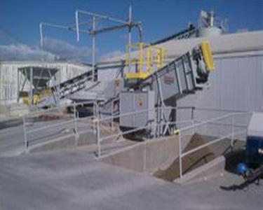 Concrete Reclaimers