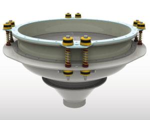 WAMGroup BAS Bin Activators, WAMGroup Bulk Solids Dischargers and Bin Activator parts and components, Florida