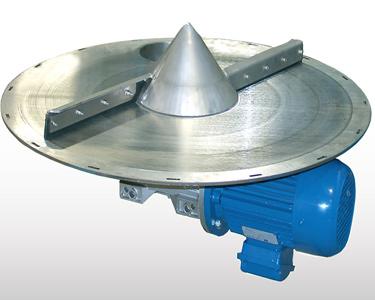 Solids Discharging Equipment