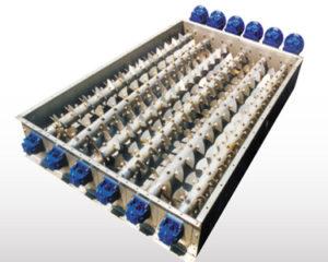 WAMGroup MU Live Bin Bottoms, WAMGroup Bulk Solids Dischargers and MU Live Bin Bottoms parts and components, Florida