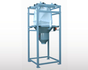 WAMGroup SBB FIBC Dischargers, WAMGroup Bulk Solids Dischargers and FIBC Fillers Dischargers parts and components, Florida