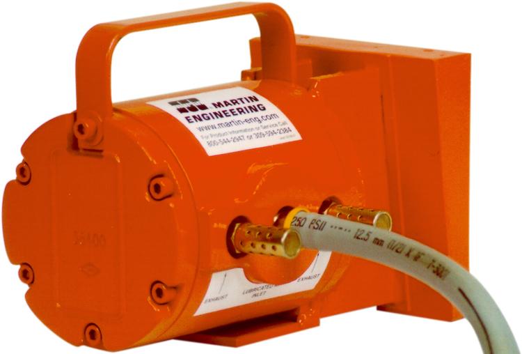 Railcar Vibratory Equipment