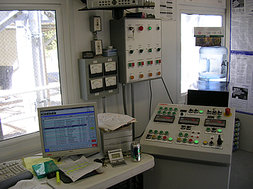 Mpaq Touch Batch Readymix System Gulf Atlantic Equipment