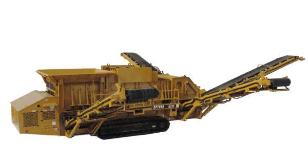Spyder-622TH-Triple-Deck-Screening-Plant