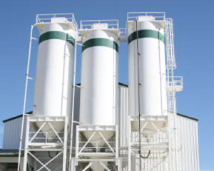 Portable & Stationary Storage Silos