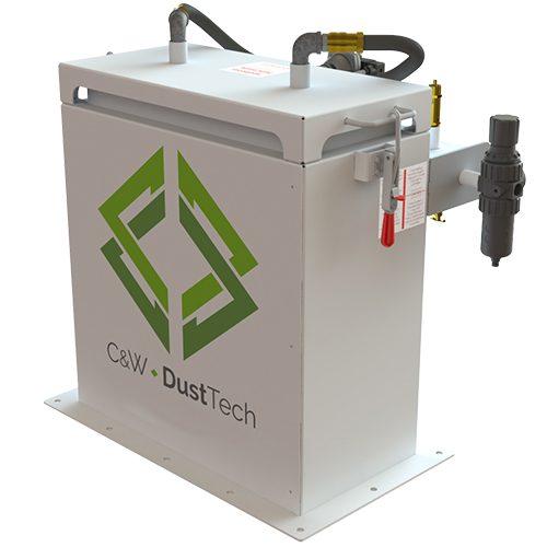 C&W Cartridge Pulse Batcher Vent Dust Collectors (CP Series)