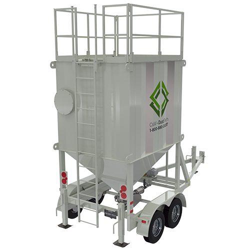 C&W Mobile Central Dust Collectors