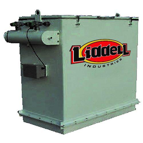 Liddell PJC-1000 (Pulse Jet Cartridge) Silo Top Dust Collector