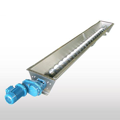 WAM Stainless Steel Trough Screw Conveyors