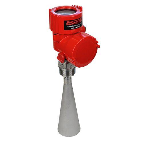 BinMaster Non-Contact Radar for Clean Liquids