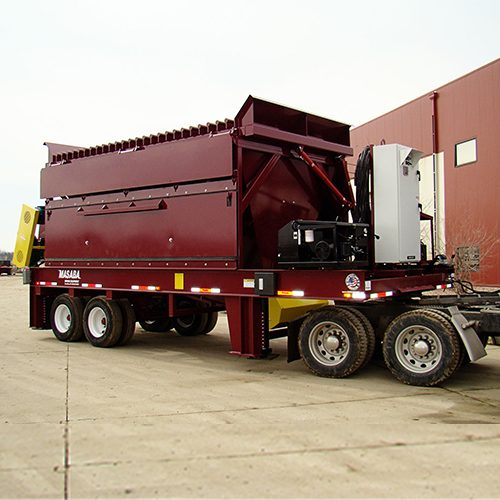 Masaba Portable Feeder Hoppers
