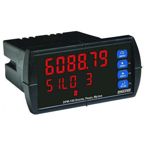 BinMaster Digital Panel Meter