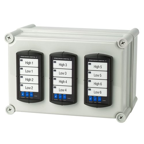BinMaster Point Level Alarm Panel