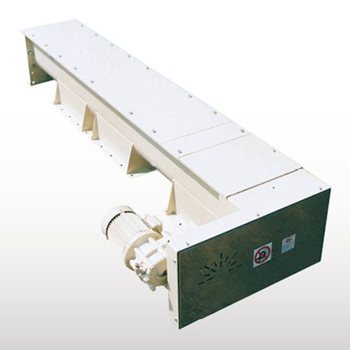WAM Trough Screw Conveyors for Flour Mills