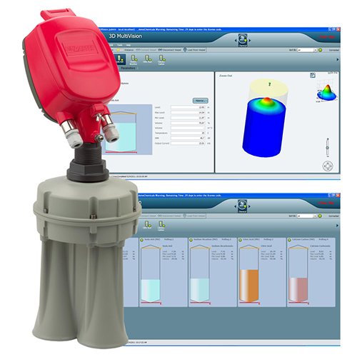 BinMaster 3D MultiVision Software