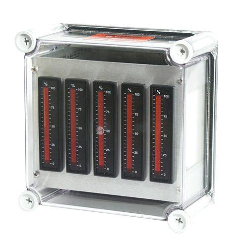 BinMaster Analog Input Display Module