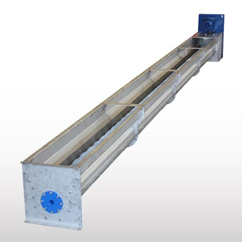WAM Trough Screw Conveyors for Animal Byproducts
