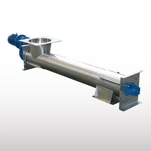 WAM Stainless Steel Tubular Screw Conveyors