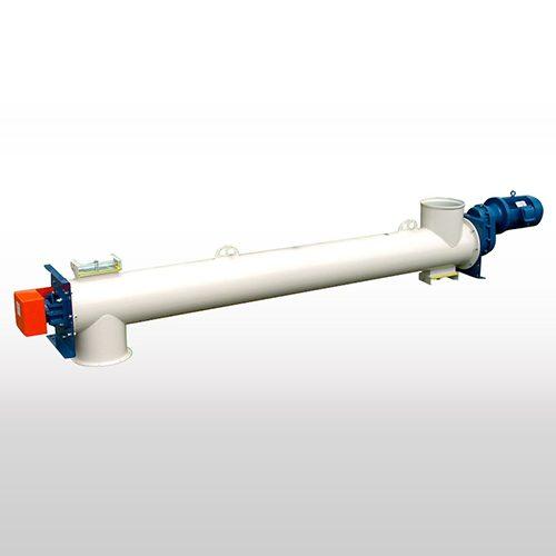 WAM Heavy-Duty Tubular Screw Conveyors