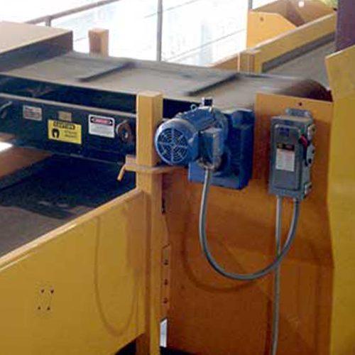 Cross Belt Magnetic Separators