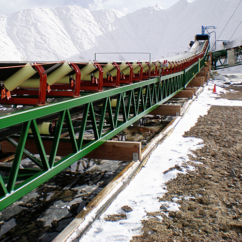 Masaba Overland Transfer Conveyors