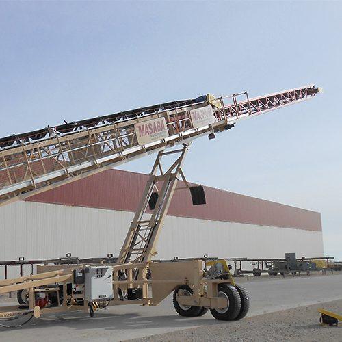 Masaba Magnum Telescoping Conveyors