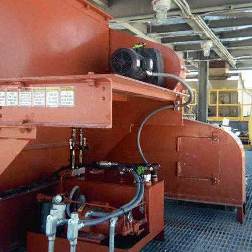 McLanahan Non-Clog Industrial Hammermill Crushers