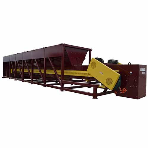 Masaba Side Dump Truck Unloader