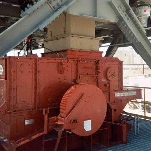 McLanahan Centerfeed Industrial Hammermill Crushers