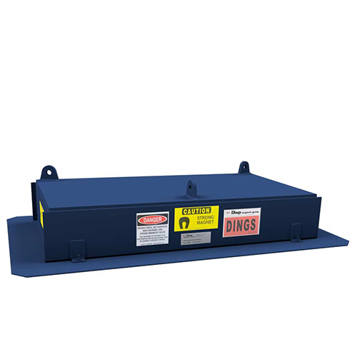 Dings Suspended Plate Magnets