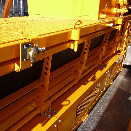 Rapidmix Twin Shaft Mixer