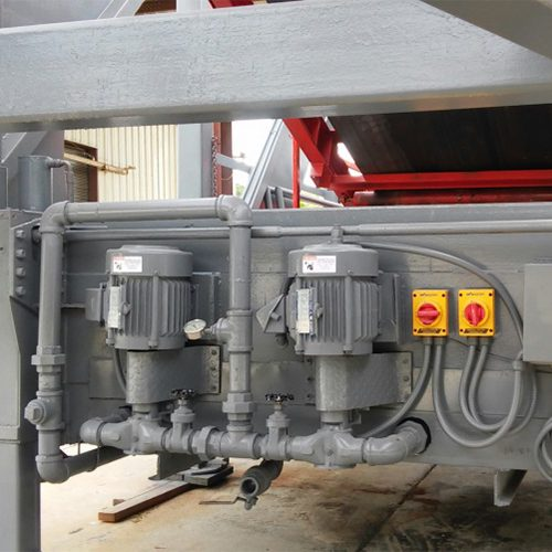 Rapidmix Water System